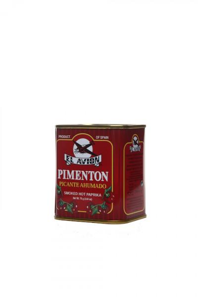 Pimentón Picante Ahumado