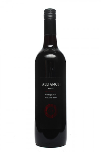 Australian Domaine Wines Alliance Shiraz
