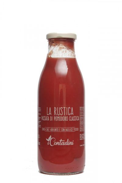 i Contadini La Rustica Passata di Pomodoro Classica