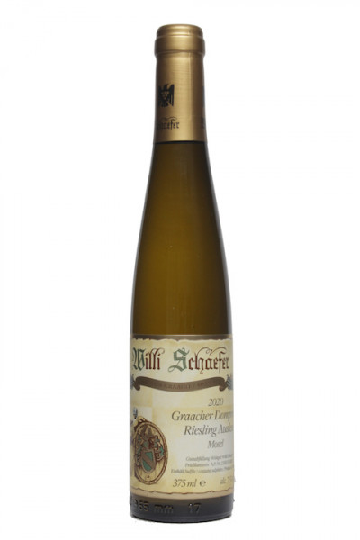 Willi Schäfer Graacher Domprobst Riesling Auslese 2020 #11 0,375 Liter