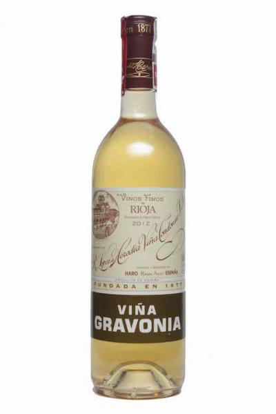 Tondonia Vina Gravonia blanco Crianza 2012