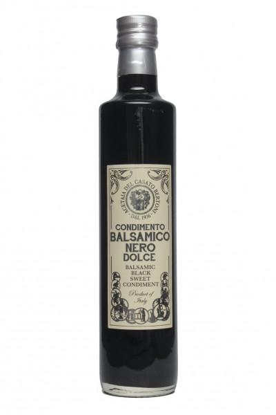 Condimento Balsamico NERO dolce 0,50 Liter