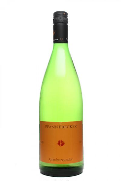Pfannebecker Grauburgunder Liter