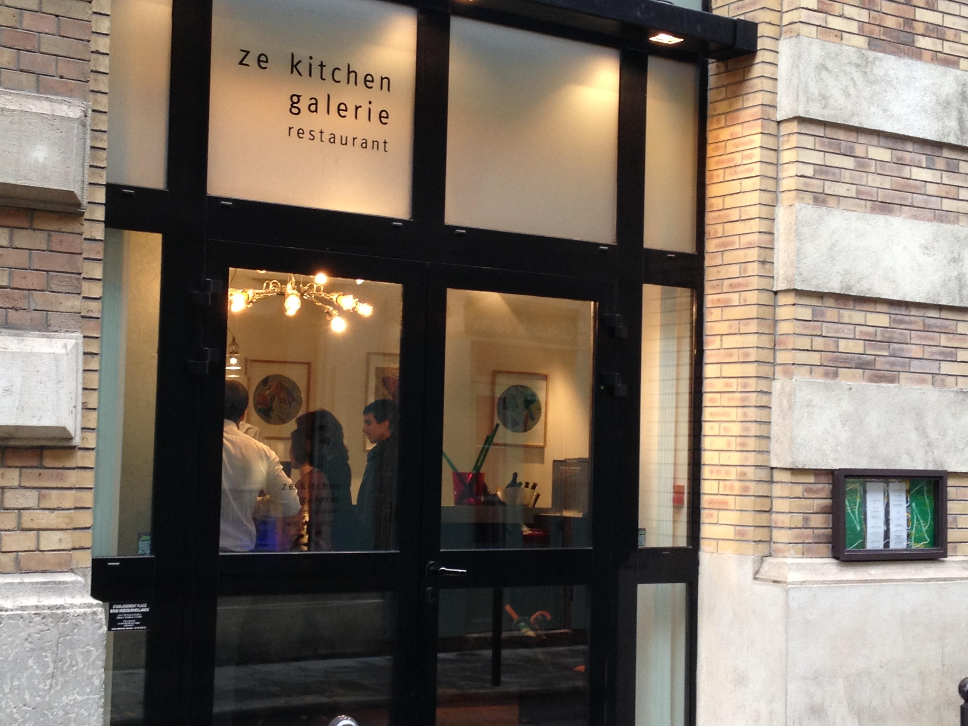Ze kitchen galerie william ledeuil paris frankreich for Ze kitchen galerie paris france