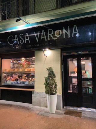 Casa Varona- auf einen Happen