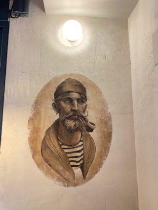 La Taberna del Loco Antonelli – Imaginäres Hafenrestaurant