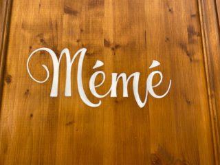"""Mémé – Bistro """"Oma"""""""