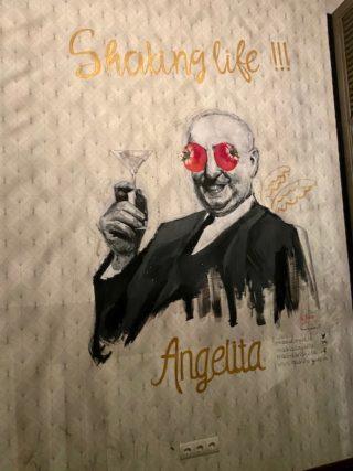 Angelita Madrid – Hoch die Gläser