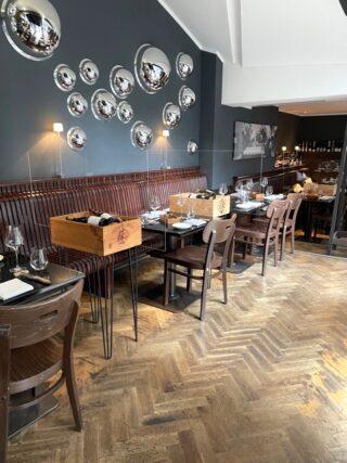 Henne.Weinbar.Restaurant – Köln – Deutschland